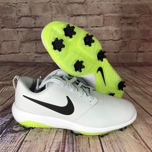 Nike Roshe G Tour Golf Pure Platinum/Volt Mens